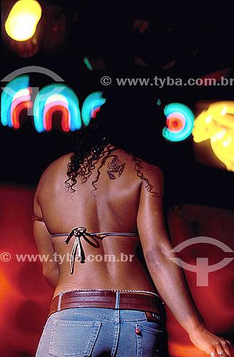 Dançarina de funk - Tatiana Ferreira (99631208) - Quadra do Salgueiro - Tijuca - Rio de Janeiro - RJ - Brasil  - Rio de Janeiro - Rio de Janeiro - Brasil