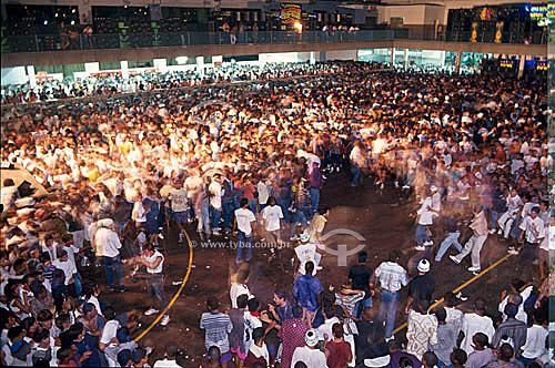 Briga em baile funk  - São Gonçalo - Rio de Janeiro - Brasil