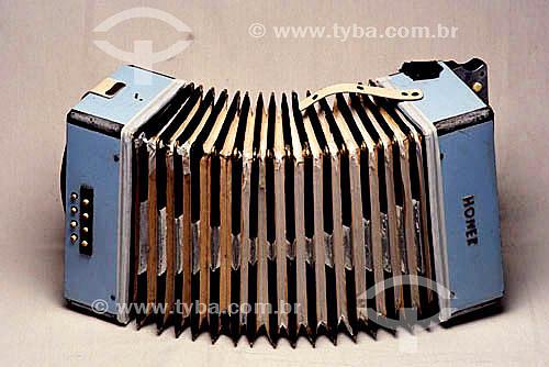 Instrumento musical - Acordeão