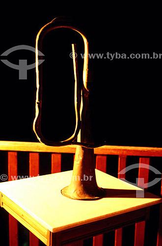 Instrumento musical - trombone