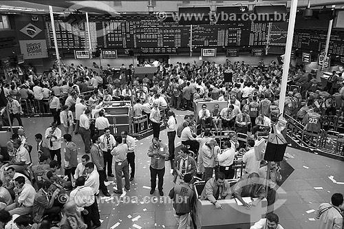 BMF (Bolsa de Valores) - São Paulo - SP - Brasil  - São Paulo - São Paulo - Brasil