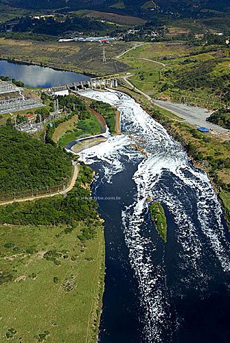 Barragem Edgard de Souza 1ª Hidrelétrica de São Paulo - Santana de Parnaíba - SP - Brasil / Data: 06/2006