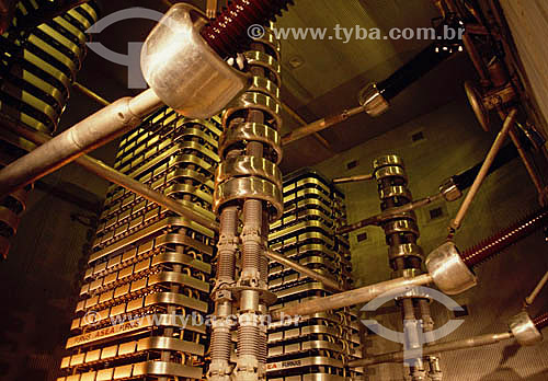 Industrial - Partes elétricas - Furnas - Itaipú - PR - Brasil  - Paraná - Brasil