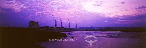Industrial - Lago da Hidroelétrica - Tucuruí - PA - Brasil  - Tucuruí - Pará - Brasil