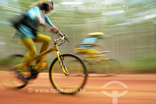 Mountain Bike - Tucuruí - PA - Brasil  - Tucuruí - Pará - Brasil