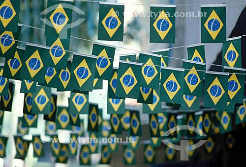 Bandeirinhas do Brasil
