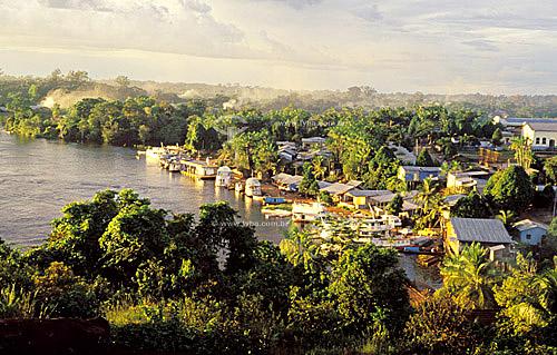 Paisagem - São Gabriel da Cachoeira - Alto Rio Negro - AM - Brasil  - São Gabriel da Cachoeira - Amazonas - Brasil