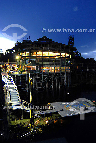 Hotel Ariaú - Rio Negro - AM - Brasil  - Iranduba - Amazonas - Brasil