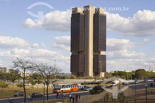 Banco Central - Brasilia - DF- Brasil - agosto 2005  - Brasília - Distrito Federal - Brasil
