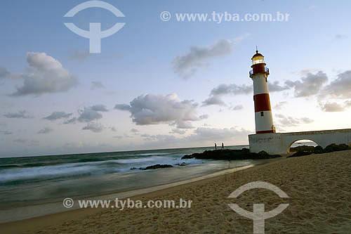 Farol de Itapuã - Salvador - BA - Brasil  - Salvador - Bahia - Brasil