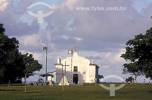 Igreja de São João Batista (1586, século 16) situada na praça conhecida como