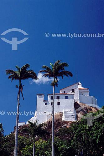 Convento da Penha - Vitória - ES - Brasil  - Vitória - Espírito Santo - Brasil