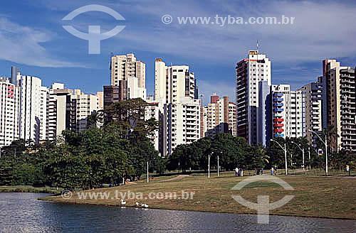 Lago Vaca Brava - Bairro Bueno - Goiânia - GO - Brasil / Data: 2010