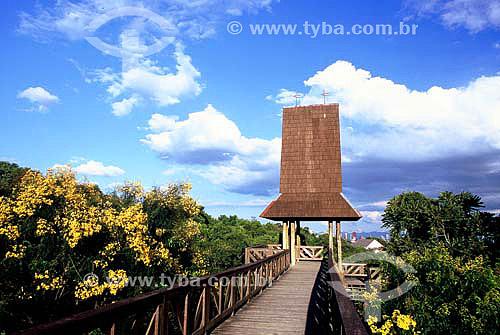Bosque Alemão - Curitiba - Paraná - Março 2004  - Curitiba - Paraná - Brasil