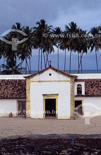 Forte Orange - Ilha de Itamaracá - PE - Brasil  - Ilha de Itamaracá - Pernambuco - Brasil