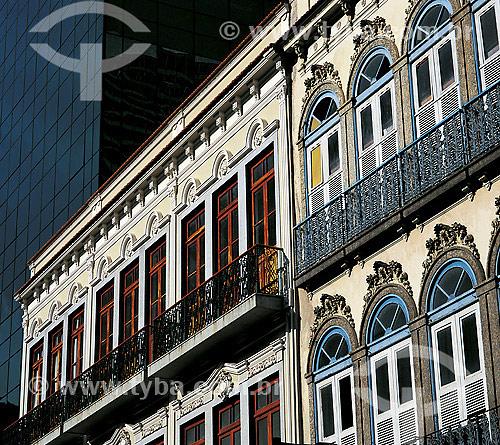 Rua Uruguaiana no centro do Rio de Janeiro - RJ - Brasil  - Rio de Janeiro - Rio de Janeiro - Brasil