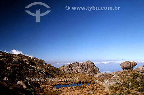 Vale dos Lírios - PARNA  Itatiaia - RJ - Brasil / Data: 2009