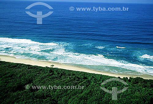 Reserva Biológica da Praia do Sul - Ilha Grande - APA dos Tamoios - Baía de Angra dos Reis - Costa Verde - RJ - Brasil  - Angra dos Reis - Rio de Janeiro - Brasil