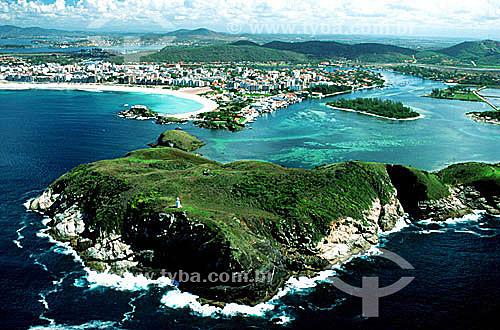 Canal de Itajuru - Cabo Frio - RJ - Brasil  - Cabo Frio - Rio de Janeiro - Brasil