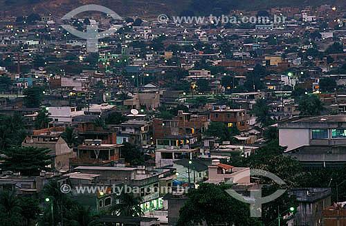 Bangu - Vila Kennedy - Subúrbio do Rio de Janeiro - RJ - Brasil - Data: 2006