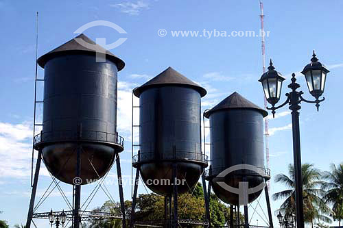 Três Caixas D`Água - Porto Velho - Rondônia - Maio de 2006  - Porto Velho - Rondônia - Brasil