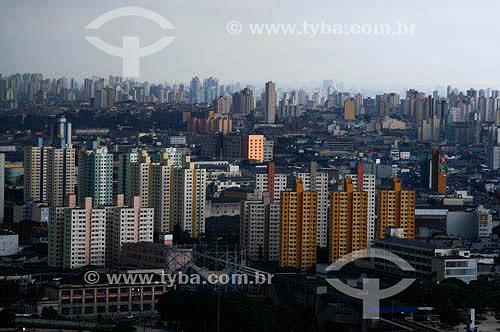 Vista geral de São Paulo - SP - Brasil                              - São Paulo - São Paulo - Brasil