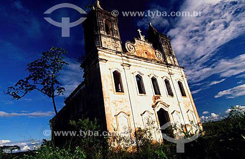 Igreja do Capuchinho (1624) - São Cristóvão - Sergipe - Brasil  - São Cristóvão - Sergipe - Brasil