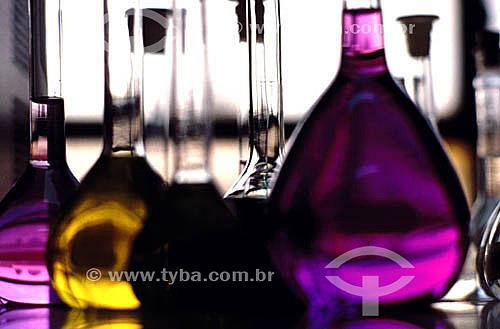 Indústria Química - SP - Brasil  - São Paulo - Brasil