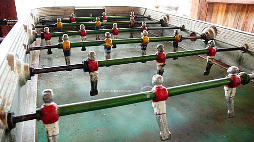Mesa de Totó-  Abr/2007