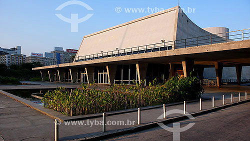 Casa de Espetáculos, VIVO RIO no MAM - Rio de Janeiro - RJ - Brasil - Set/2007  - Rio de Janeiro - Rio de Janeiro - Brasil