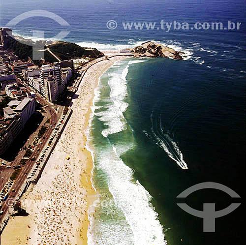 Praia de Ipanema e Arpoador - Rio de Janeiro - RJ - Brasil  - Rio de Janeiro - Rio de Janeiro - Brasil