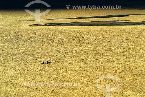 Lagoa de Piratininga - Niterói - RJ - Brasil - 2005  - Niterói - Rio de Janeiro - Brasil