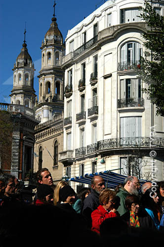 Bairro San Telmo - Buenos Aires - Argentinaobs.:  foto digital