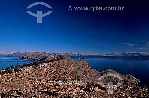 Ilha do Sol - Lago Titicaca - Bolivia