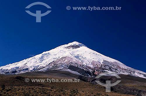 Vulcão Cotopaxi - Equador