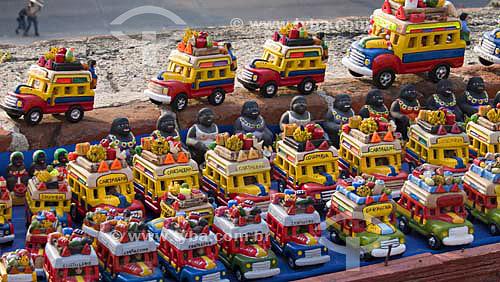 Souvenirs - Cartagena  - Colômbia - Fev/2007