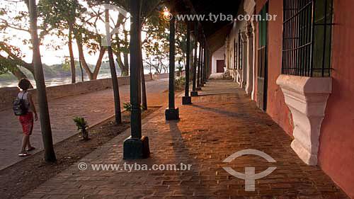 Portales de la Marquesa - Santa Crux de Mompox - Colômbia - Fev/2007