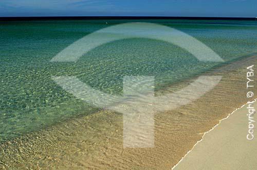 Mar do Caribe - Ilhas de Utila e Roatan - Honduras (Bay Islands) - apontadas como os lugares mais baratos para aprender a mergulhar de todo Caribe - junho/2004 - obs.: foto digital