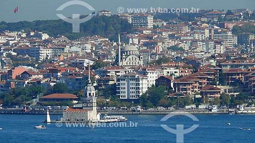 estreito de Bósforo - Istambul - Turquia - Outubro de 2007