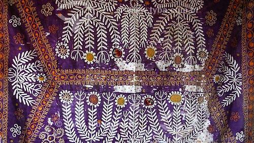 tapeçaria - Capadócia - Turquia - Outubro de 2007