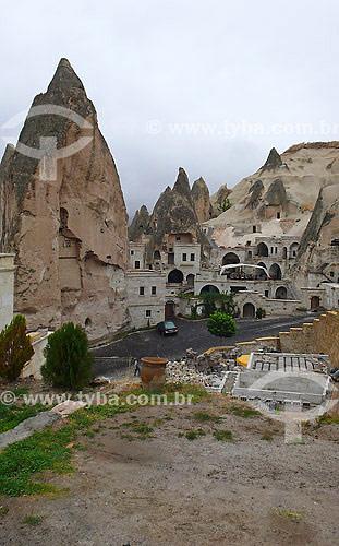 Goreme - Capadócia - Turquia - Outubro de 2007