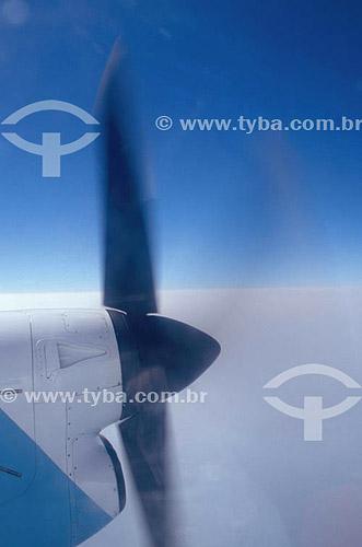 Hélice de avião - Brasil