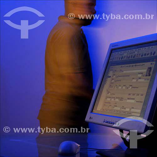 Empresa de Tecnologia da Informação - Informática - Computador - Rio de Janeiro - RJ - Brasil - Novembro de 2006  - Rio de Janeiro - Rio de Janeiro - Brasil