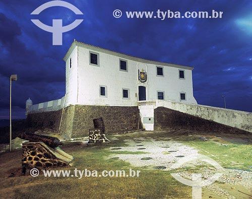 Assunto: Forte de Santa MariaLocal: Salvador - BAData: 07/12/2001