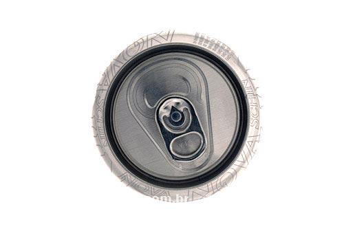 Assunto: Lata, reciclagem de alumínio