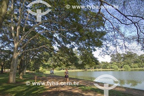 Assunto: Parque do Ibirapuera Local: São Paulo - SP Data: 10/03/2007