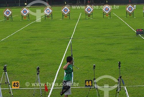 Assunto: Campeonato de arco-e-flechaData: 26/10/2005