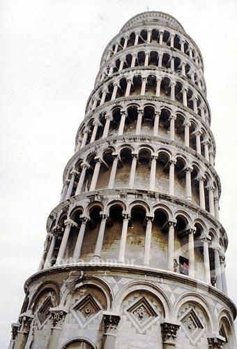 Assunto: Torre de PisaLocal: ItáliaData: