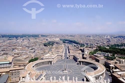Assunto: Vista da cidade de RomaLocal: Roma - ItáliaData: