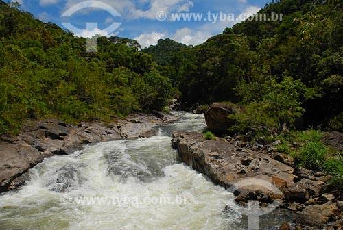 Assunto: Rio Macaé / Local: Lumiar - RJ / Data: 2008